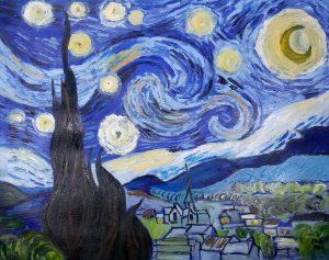 Vincent van Gogh Gwieździsta Noc