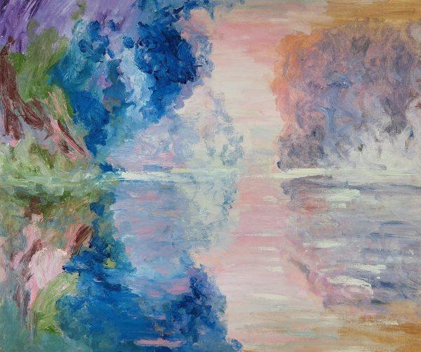 Claude Monet Mgła
