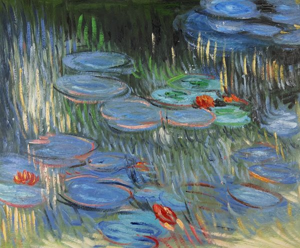 Claude Monet Nenufary Lilie wodne