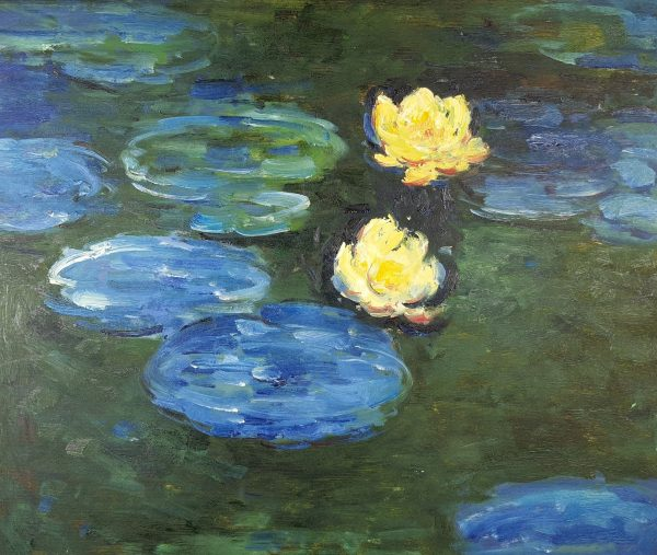 Claude Monet Nenufary Lilie Wodne