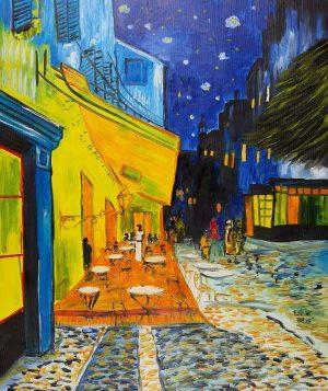 Vincent van Gogh Kawiarenka