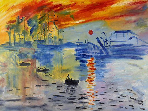 Vincent van Gogh Wschód