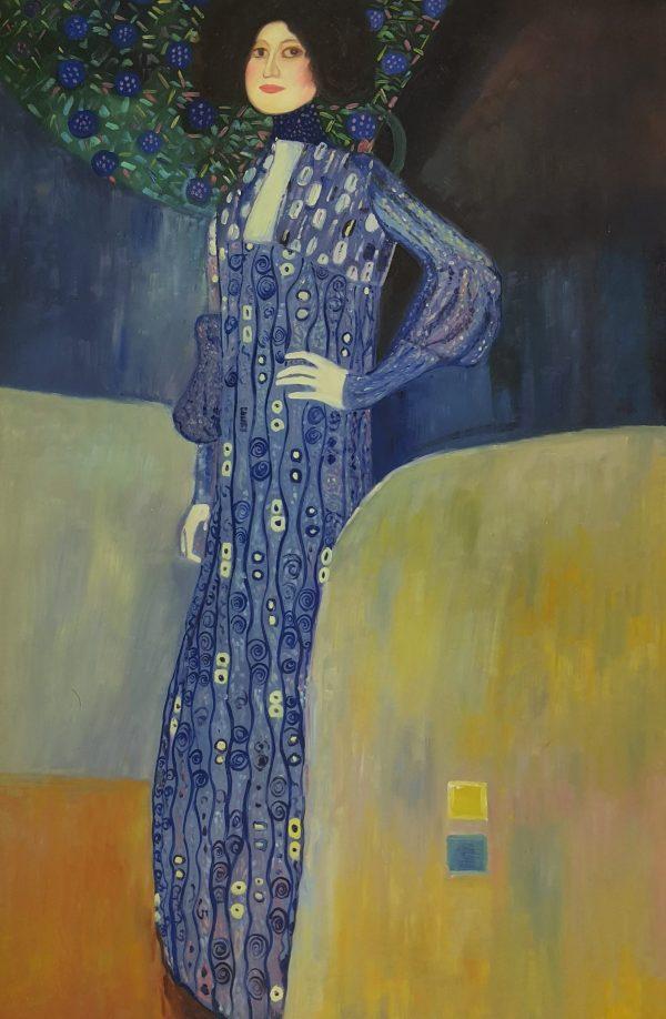 Portret Emilii Folge